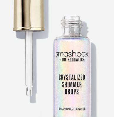 Crystalized Shimmer Drops