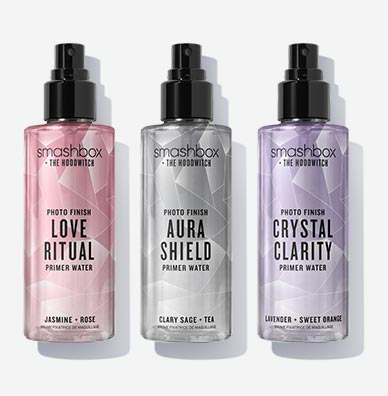 Limited Edition Crystalized Primer Water Set